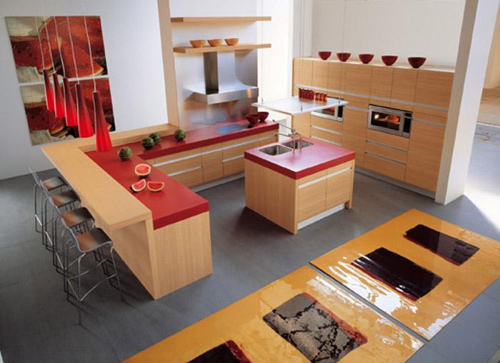 Idegar cocinas electrodom sticos encimeras - Encimeras corian precios ...